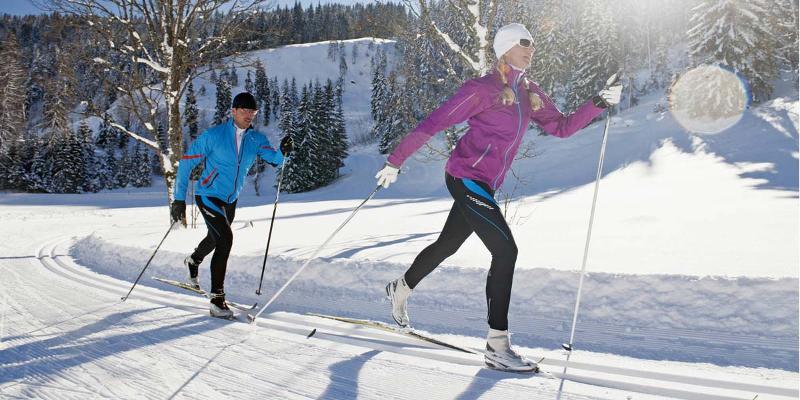 """Skilanglauf Gruppenkurs: """"Klassisch"""" für Anfänger"""