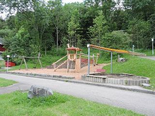 Spielplatz im Unterdorf