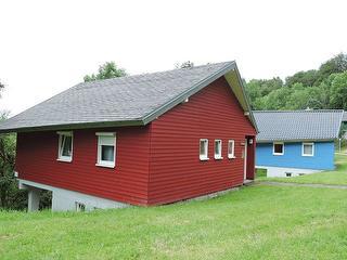 Haus im Unterdorf, 65 qm, Rückseite