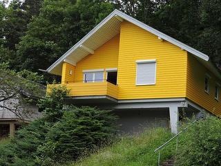 Haus im Unterdorf, 65 qm, Vorderseite