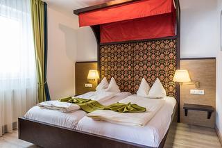 Schlafzimmer Family-Appartement (Beispiel)