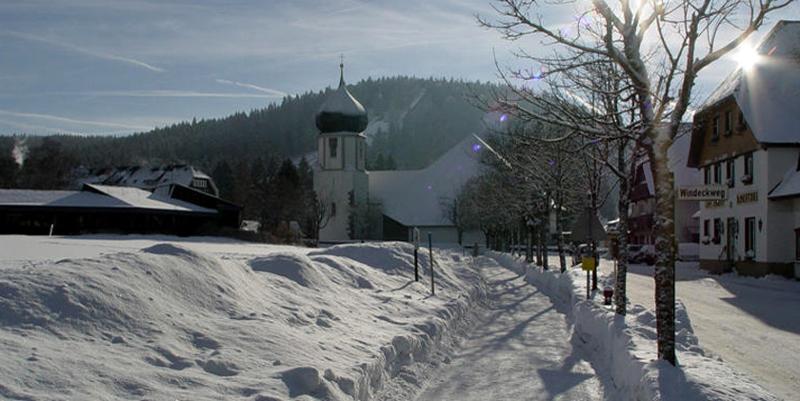 Winterwanderung: Rundtour um Hinterzarten