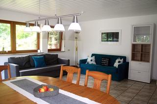 Ferienwohnung Richardson - Wohnzimmer
