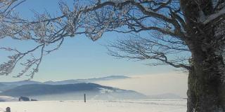 Schneeschuhwanderung Schauinsland / Urheber: Ursel Lorenz / Rechteinhaber: © Ursel Lorenz