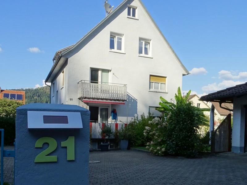 Ferienwohnung Burgblick, (Hausach). Ferienwohnung  Ferienwohnung  Schwarzwald