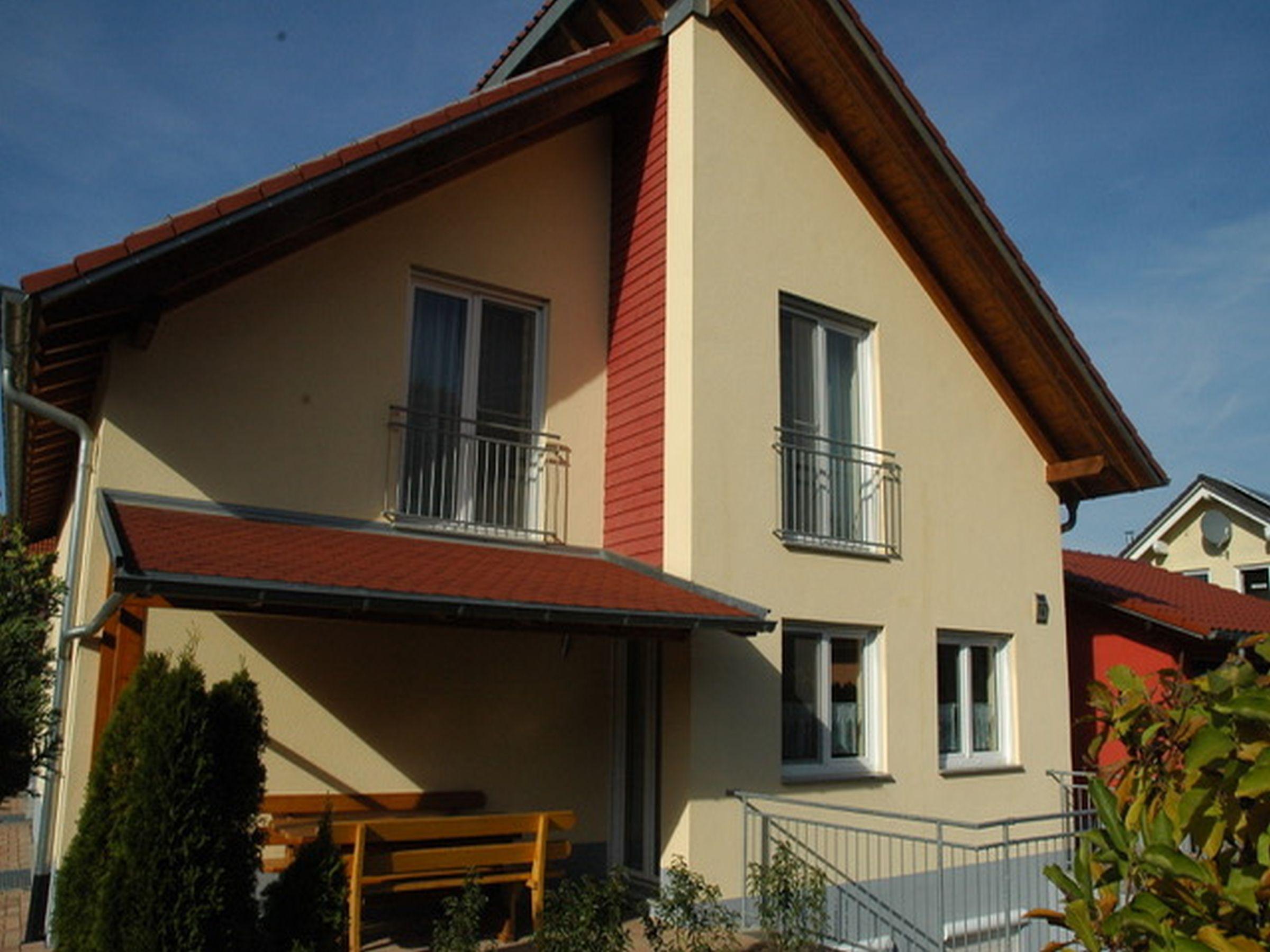 Ferienwohnung Biehler, (Ringsheim). Ferienwohnung