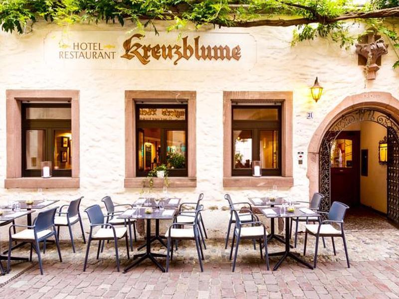 Hotel & Restaurant Kreuzblume Freiburg   Freiburg Wirtschaft ...
