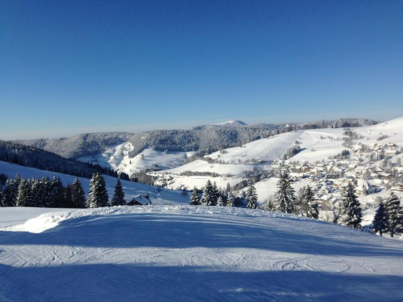 Skifahren am Kapellenlift