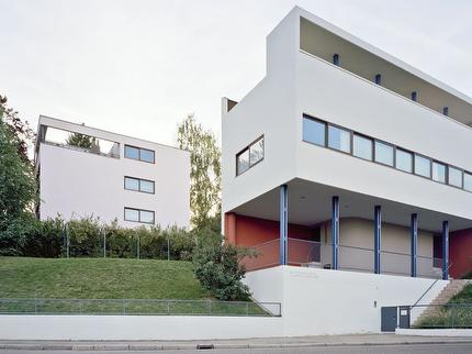 UNESCO-WELTERBESTÄTTE LE CORBUSIER-HÄUSER - MODERNES BAUEN DER 1920/1930ER-JAHRE AUF DEM WEISSENHOF