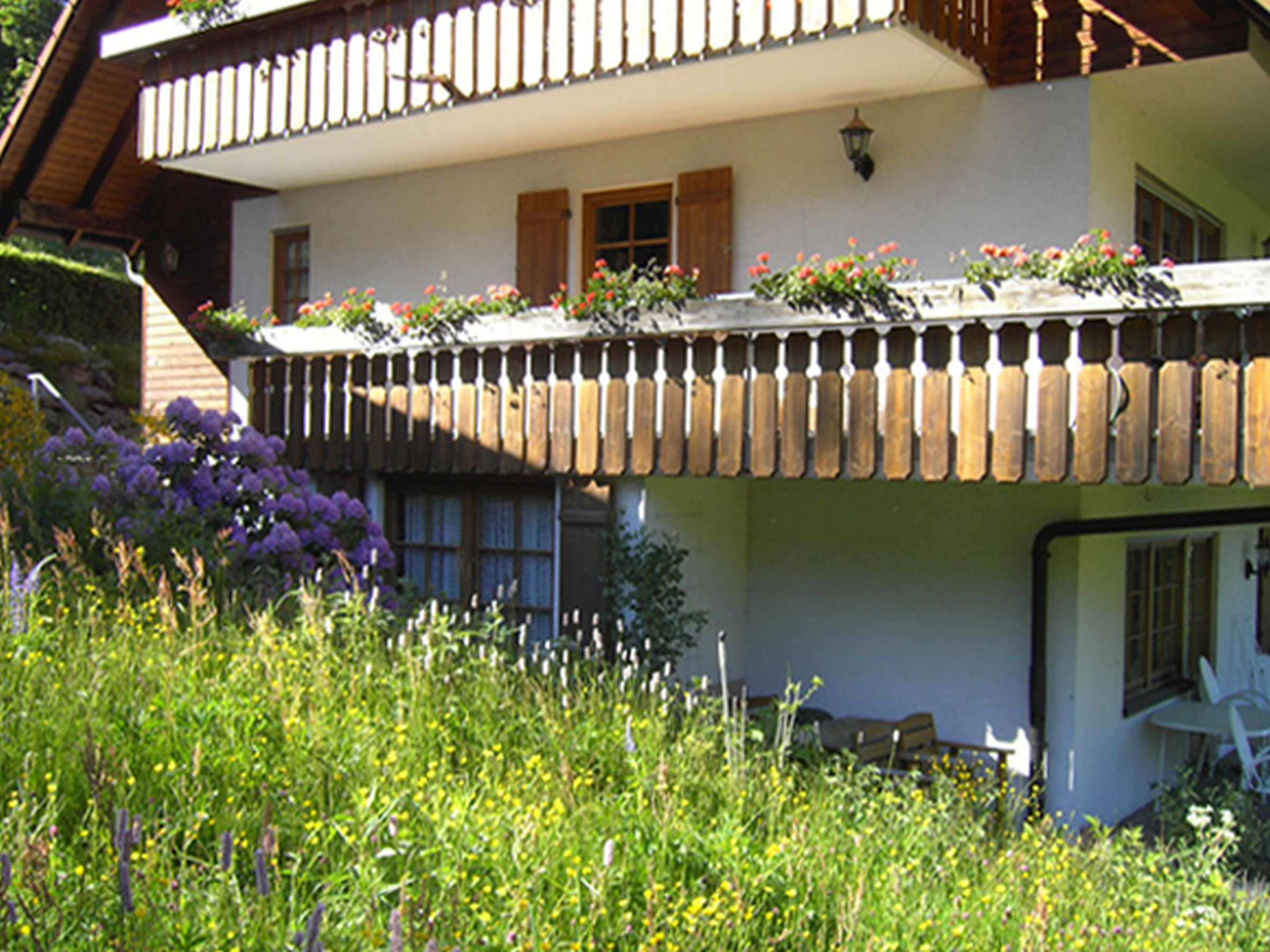 Waldhüsli-Feldberg, (Feldberg-Neuglashüt Ferienwohnung  Schwarzwald