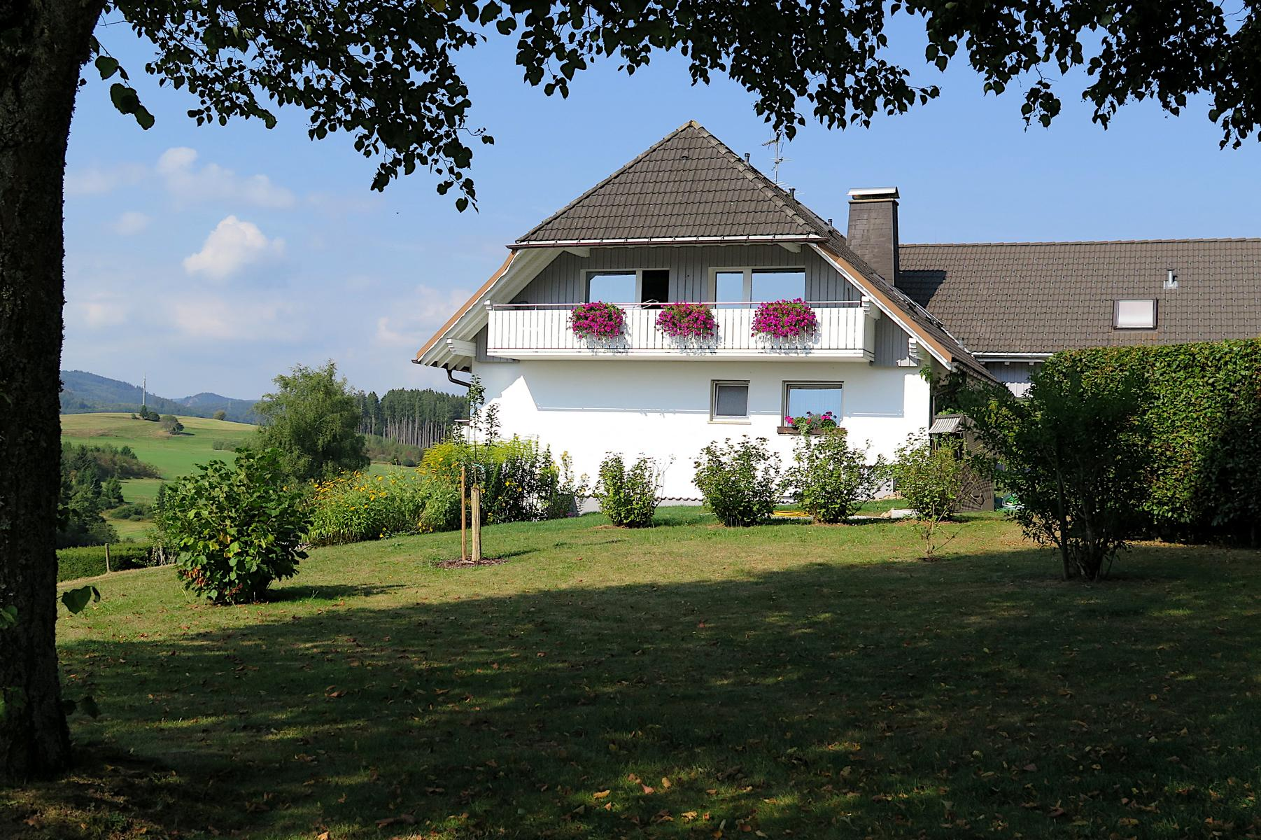 Haus Intlekofer, (Lenzkirch-Kappel). Ferienwohnung