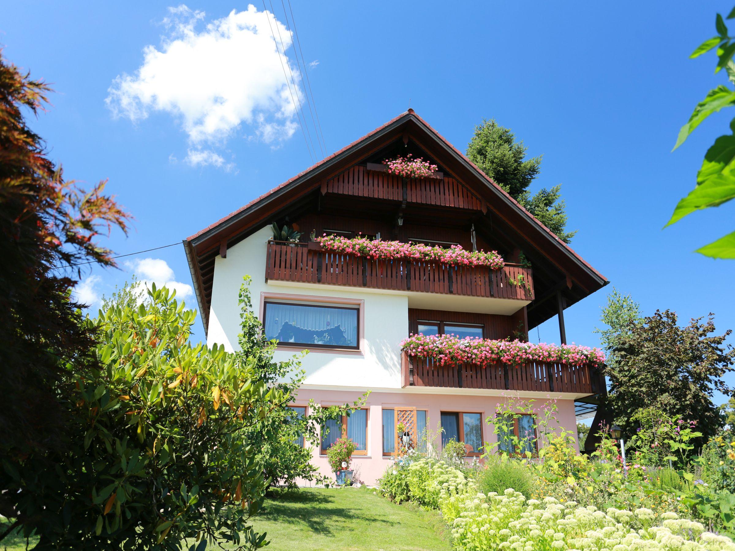 Haus Bührer, (Freiamt). Ferienwohnung, 74qm,