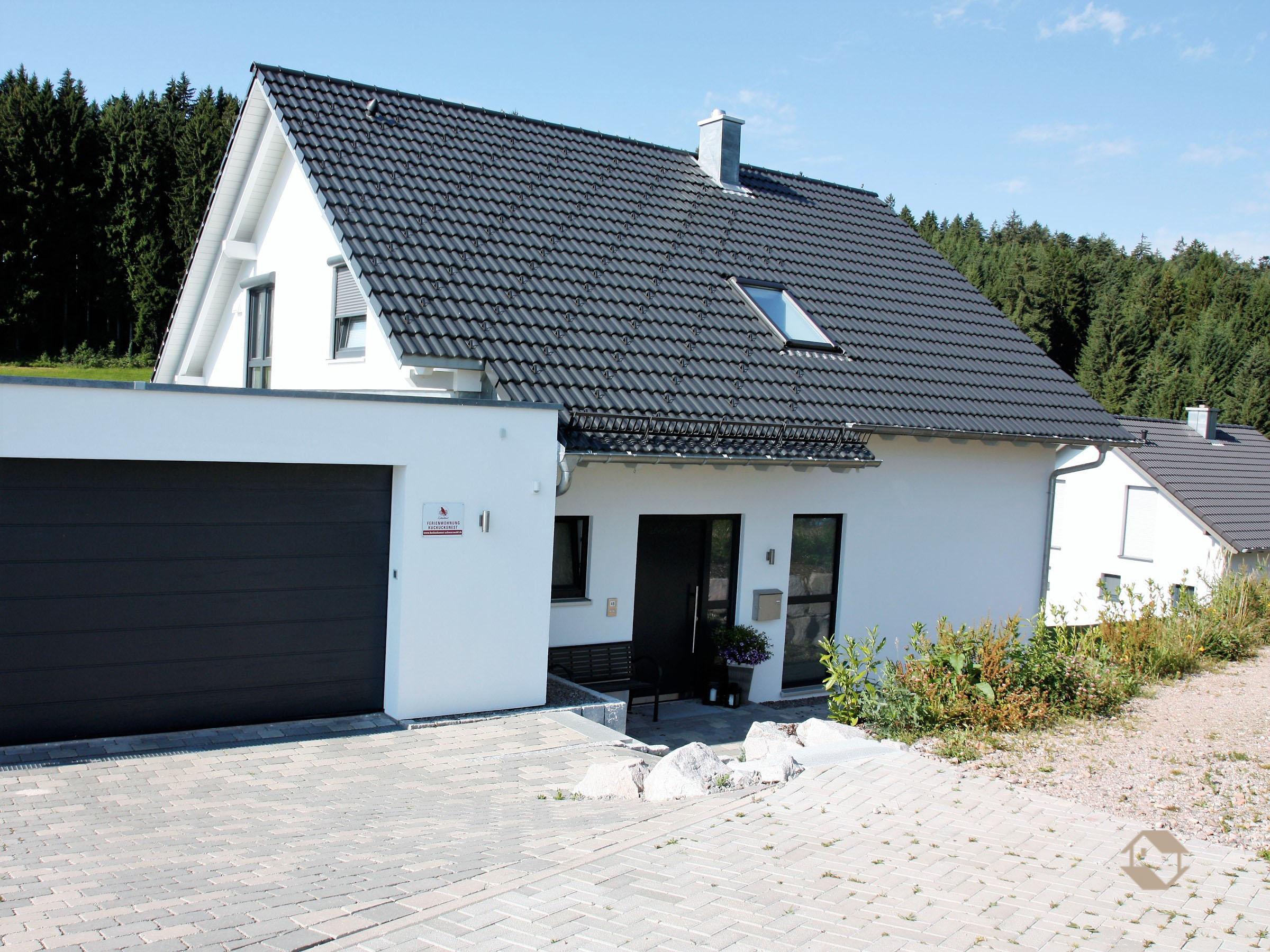 Kuckucksnest, (Unterkirnach). Ferienwohnung, 58qm, Ferienwohnung