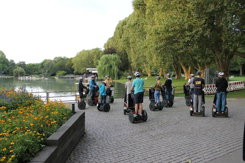 Segway Tour Karlsruhe