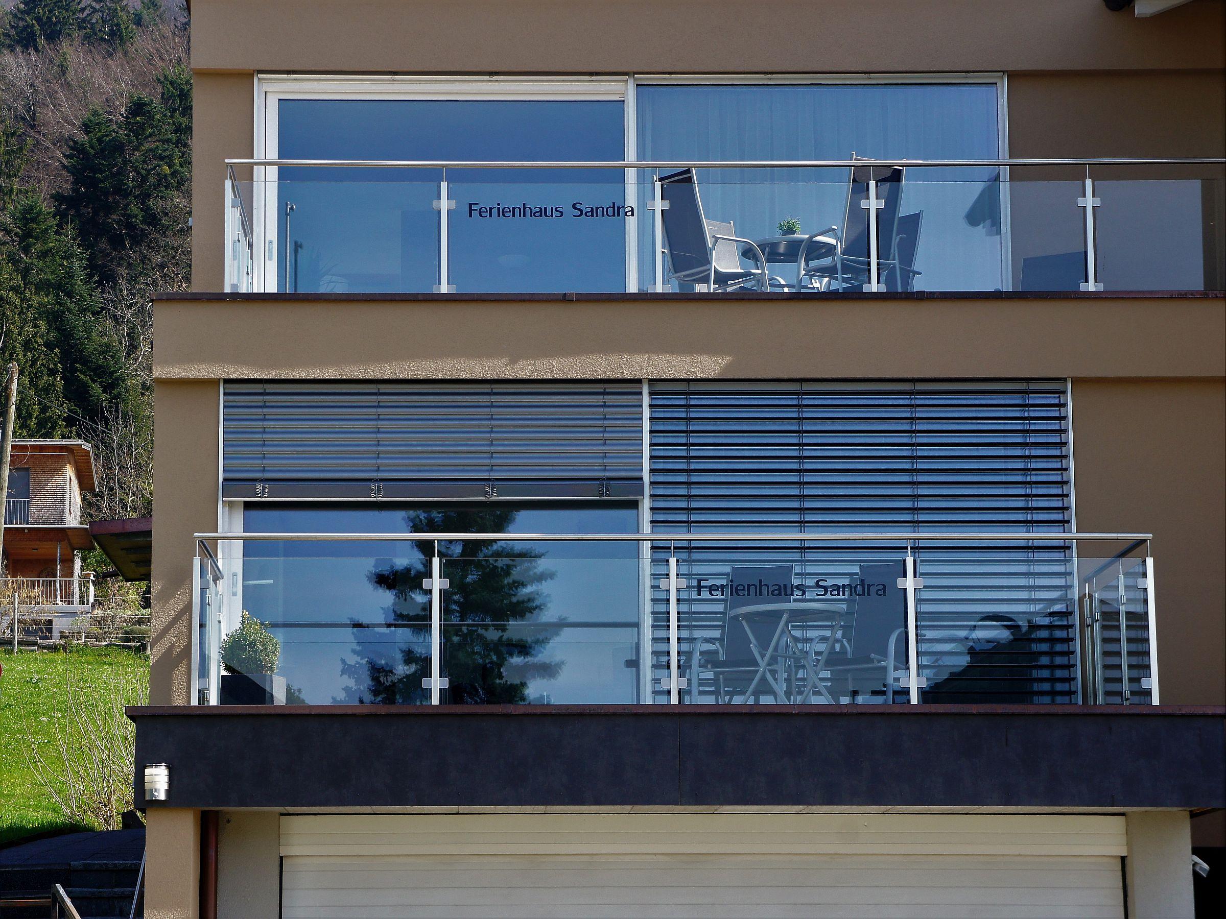Appartement de vacances Sandra, (Hörbranz). Ferienwohnung Dreiländerblick, 58qm, 1 Schlafzimmer, max. 4 Personen (2127339), Hörbranz, Bregenz, Vorarlberg, Autriche, image 2