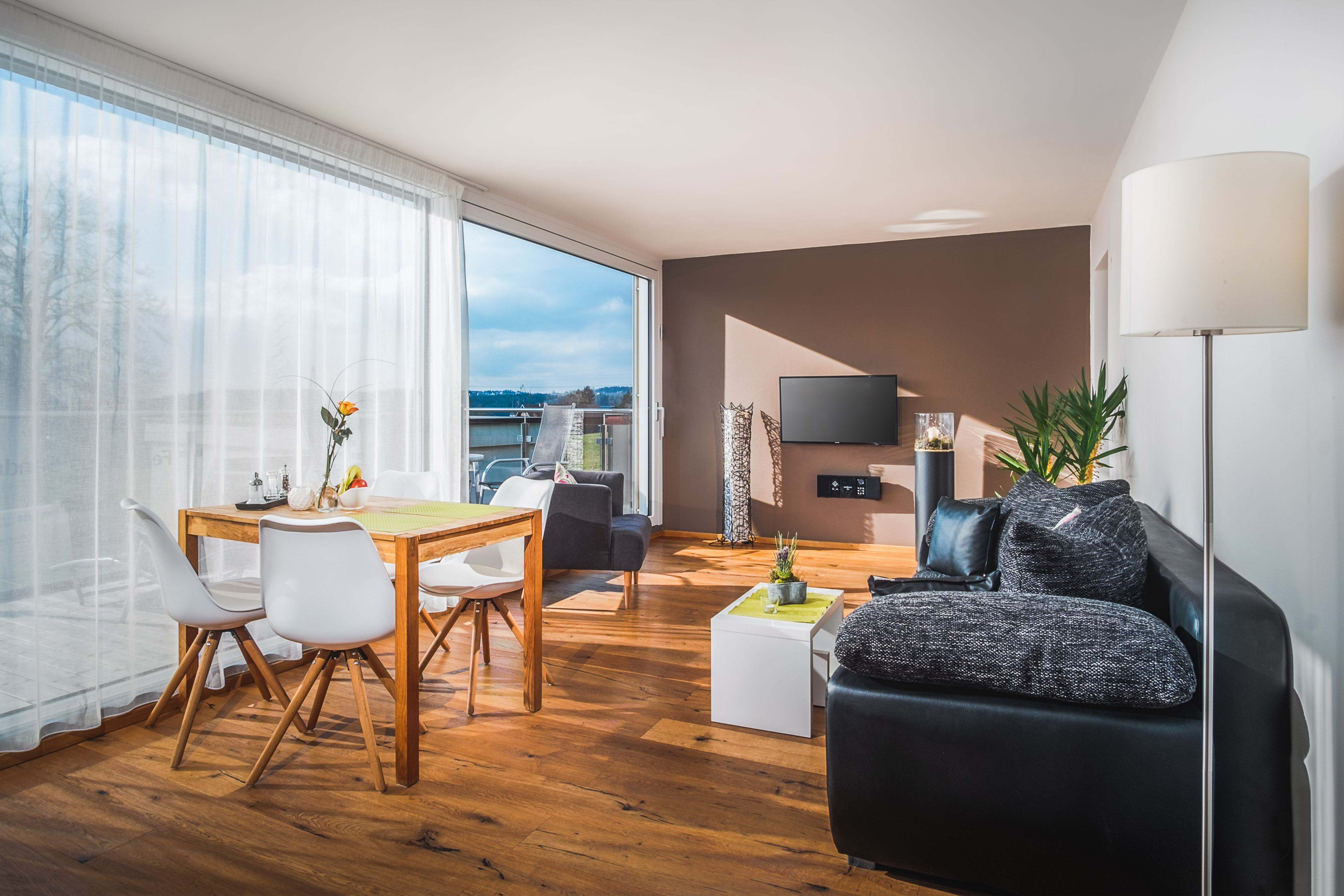 Appartement de vacances Sandra, (Hörbranz). Ferienwohnung Seeblick, 58qm, 1 Schlafzimmer, max. 4 Personen (2127338), Hörbranz, Bregenz, Vorarlberg, Autriche, image 14