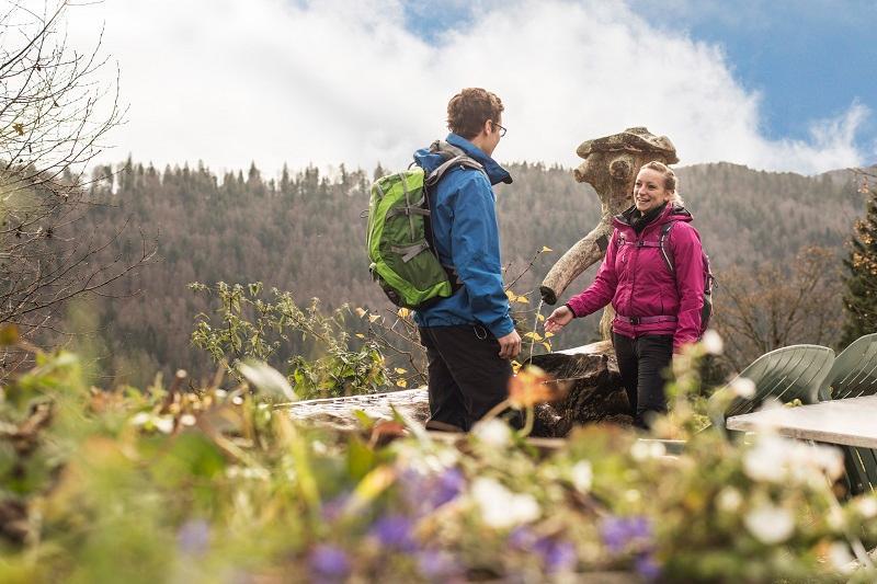 Pauschale: Geführte 2-Tageswanderung - Aussichtsreiche Höhenwege und rauschende Wasserfälle