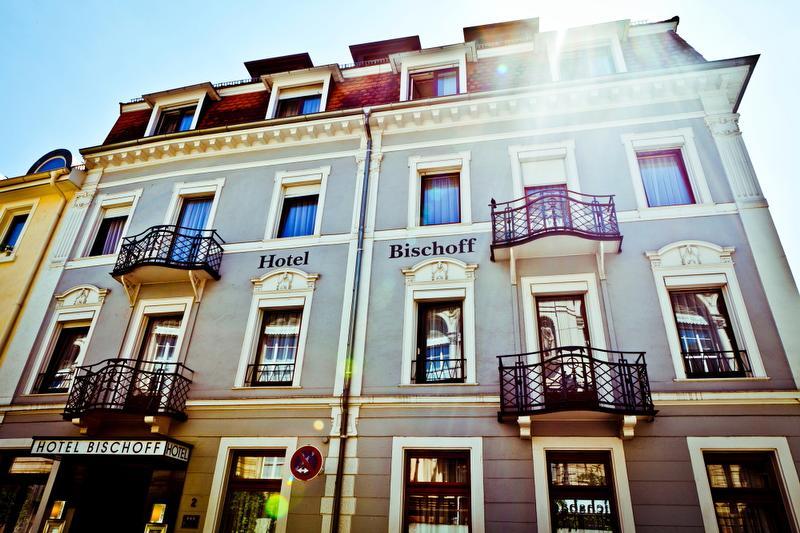 Hotel Bischoff Im Baderviertel Baden Baden
