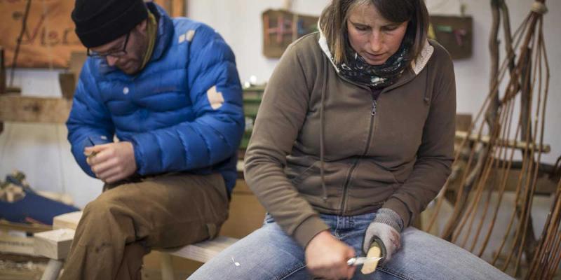 2-Tages Holz-Schnitzkurs in der Ortenau