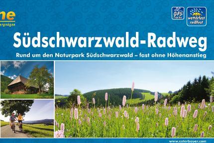 Südschwarzwald Radweg – Bikeline Radtourenbuch