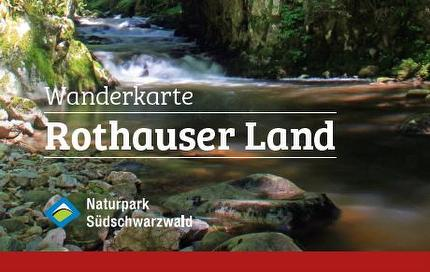 Wanderkarte Rothauser Land