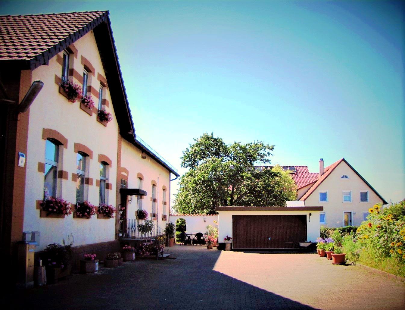 Ferienwohnung Vogesenblick, (Ringsheim). Ferienwoh