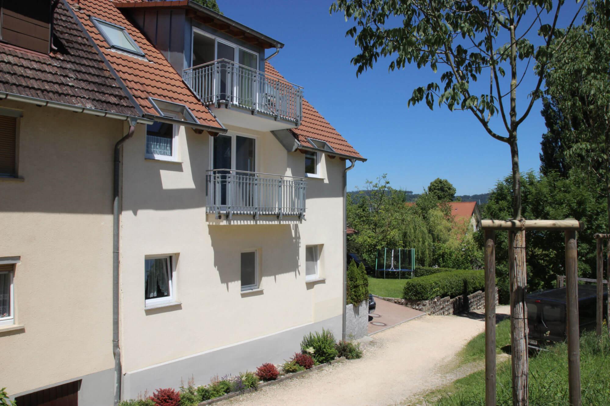 Ferienwohnung Ledergerber, (Bodman-Ludwigshafen).  Ferienwohnung am Bodensee