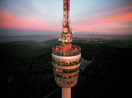 """CITY TOUR STUTTGART WITH VISIT OF THE TELEVISION TOWER- """"Exclusively for participants of ADD-ITC"""""""