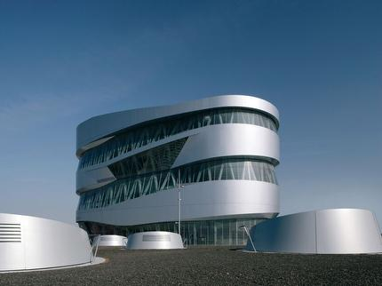 """HORSE POWER MADE IN STUTTGART - VISIT OF THE MERCEDES-BENZ MUSEUM - """"Exclusively for participants of ADD-ITC"""""""