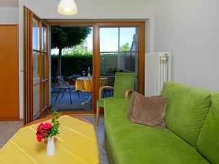 Wohnungsbeispiel mit Terrasse