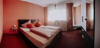 1.Schlafzimmer Ferienwohnung Nr.2