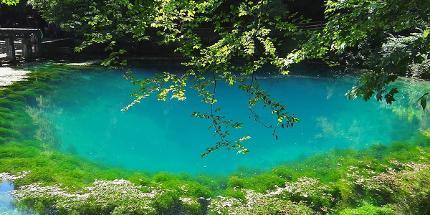 Erlebnisfahrt zum UNESCO-Weltkulturerbe, Höhlen-Tour Blaubeuren