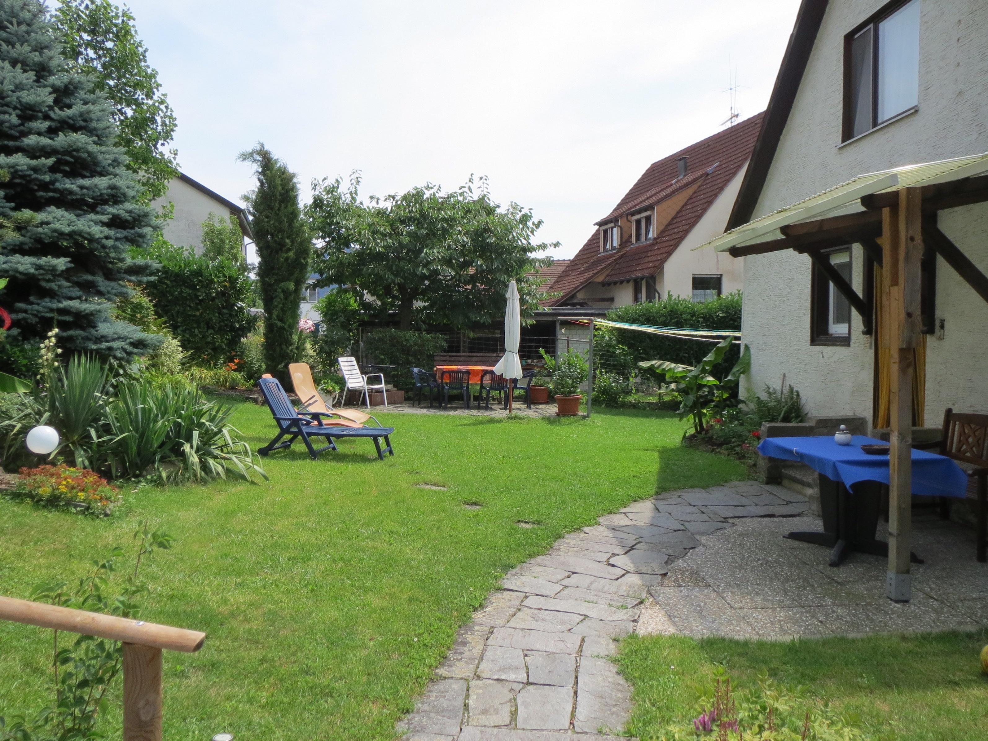 Holiday apartment Uhr, (Konstanz). Ferienhaus