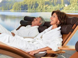 Relaxen und entspannen in der Vita Classica-Therme / Urheber: Kur und Bäder GmbH Bad Krozingen / Rechteinhaber: © Kur und Bäder GmbH Bad Krozingen