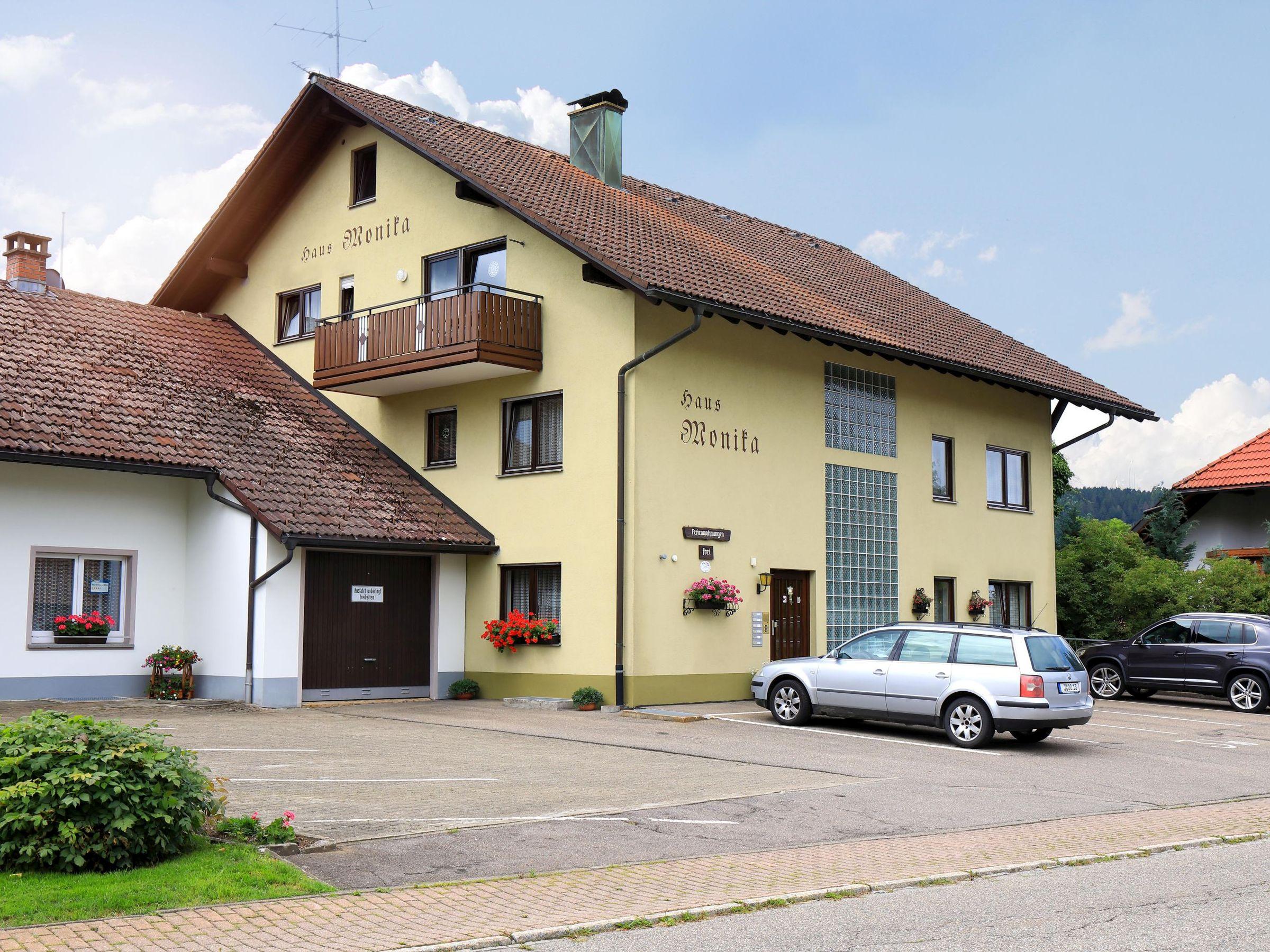 Ferienwohnung Haus Monika Ferienwohnungen, (Herrischried). Ferienwohnung Nr. 3, 62 qm, Balkon, 2 Schlafz (2299231), Herrischried, Schwarzwald, Baden-Württemberg, Deutschland, Bild 3