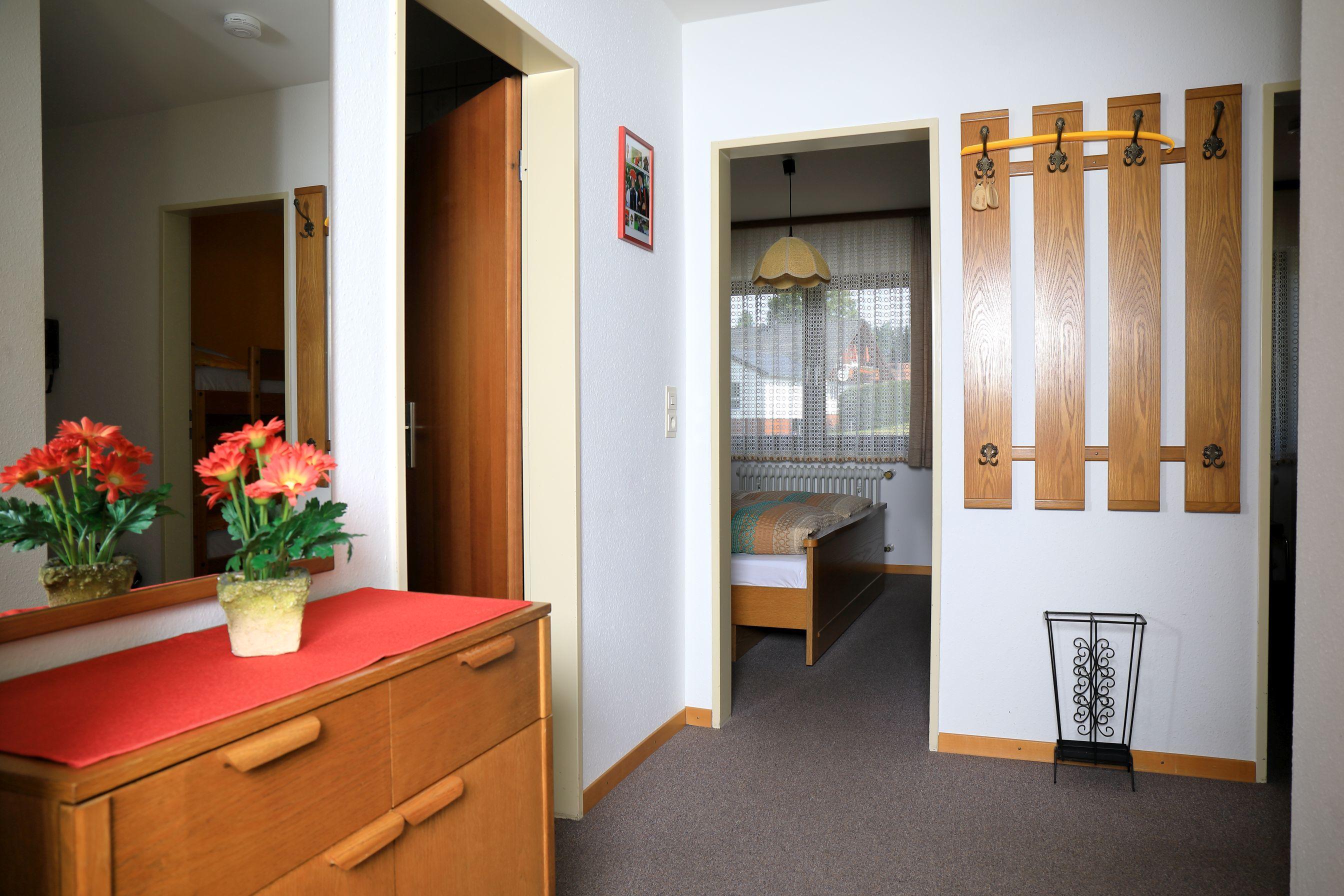 Ferienwohnung Haus Monika Ferienwohnungen, (Herrischried). Ferienwohnung Nr. 3, 62 qm, Balkon, 2 Schlafz (2299231), Herrischried, Schwarzwald, Baden-Württemberg, Deutschland, Bild 10