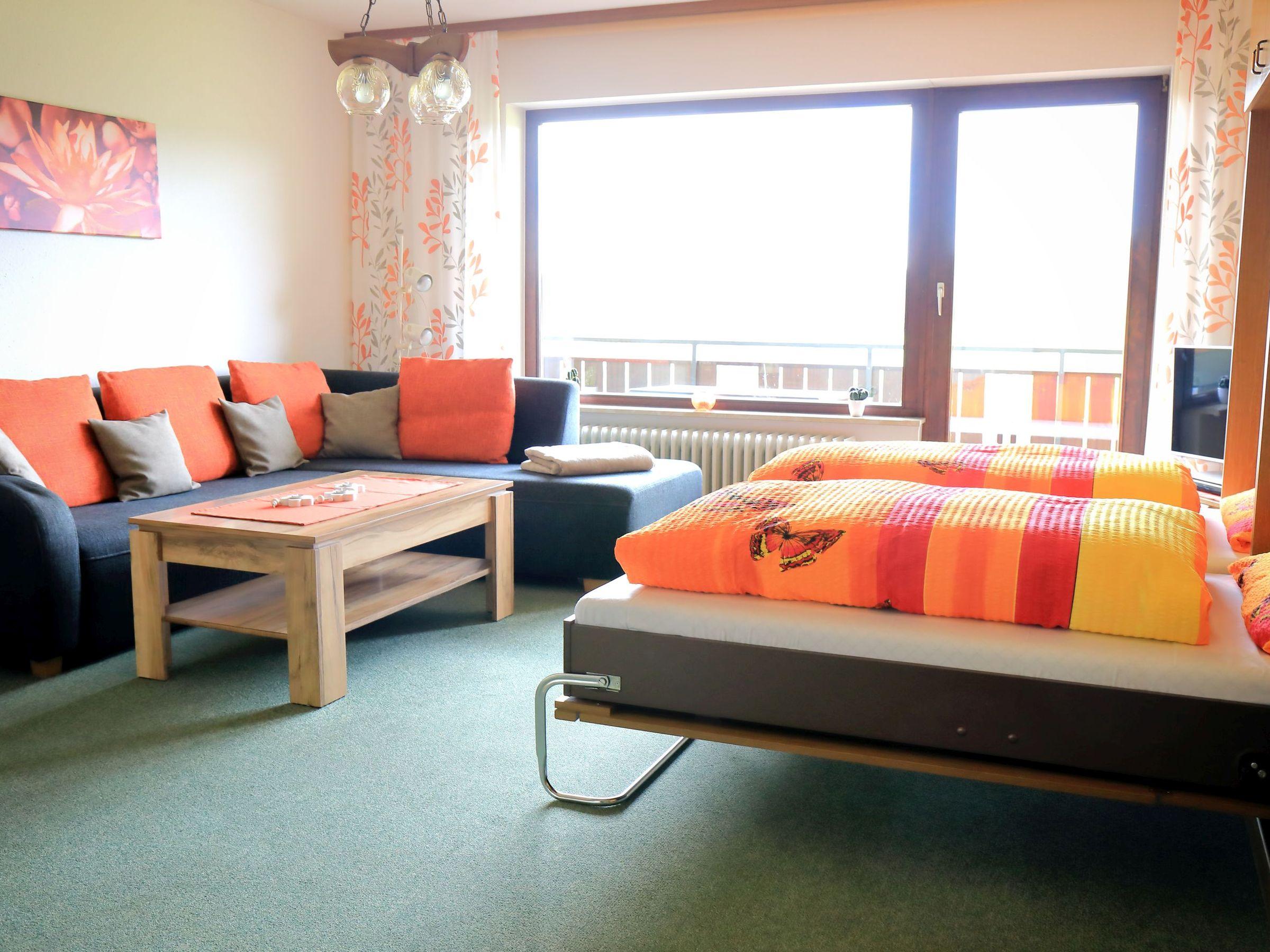 Ferienhaus Haus Monika Ferienwohnungen, (Herrischried). Ferienwohnung Nr. 4, 62 qm, Balkon, 2 Schlafz (2299232), Herrischried, Schwarzwald, Baden-Württemberg, Deutschland, Bild 8