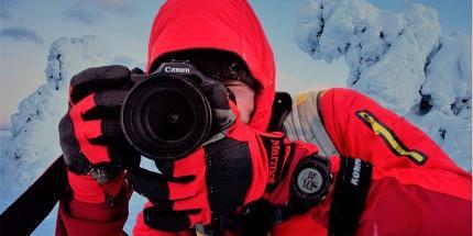 Fotoworkshop auf Schneeschuhen am Feldberg