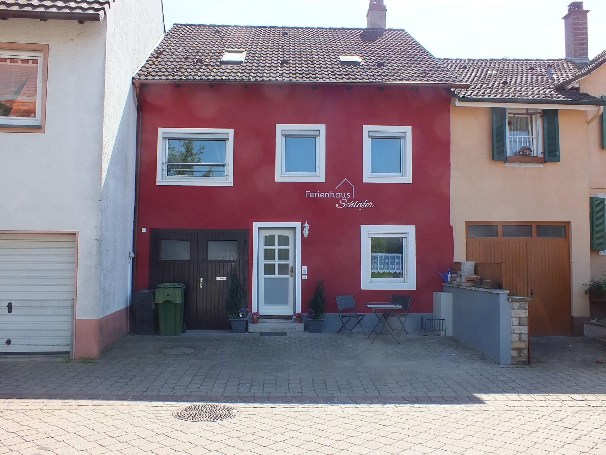 Ferienhaus Schläfer, (Ettenheim). Ferienhaus, 100qm, 2 Schlafzimmer ...