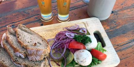 Kulinarische Wanderung in vier Gängen rund um Albstadt