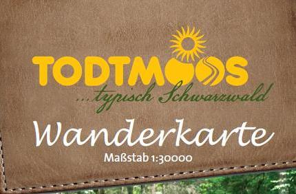 Wanderkarte Todtmoos