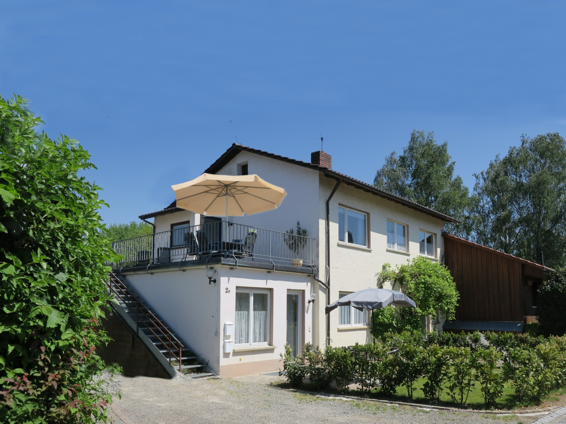 Atelier Probst- Haus Hornwiesenstraße 2, (Ko