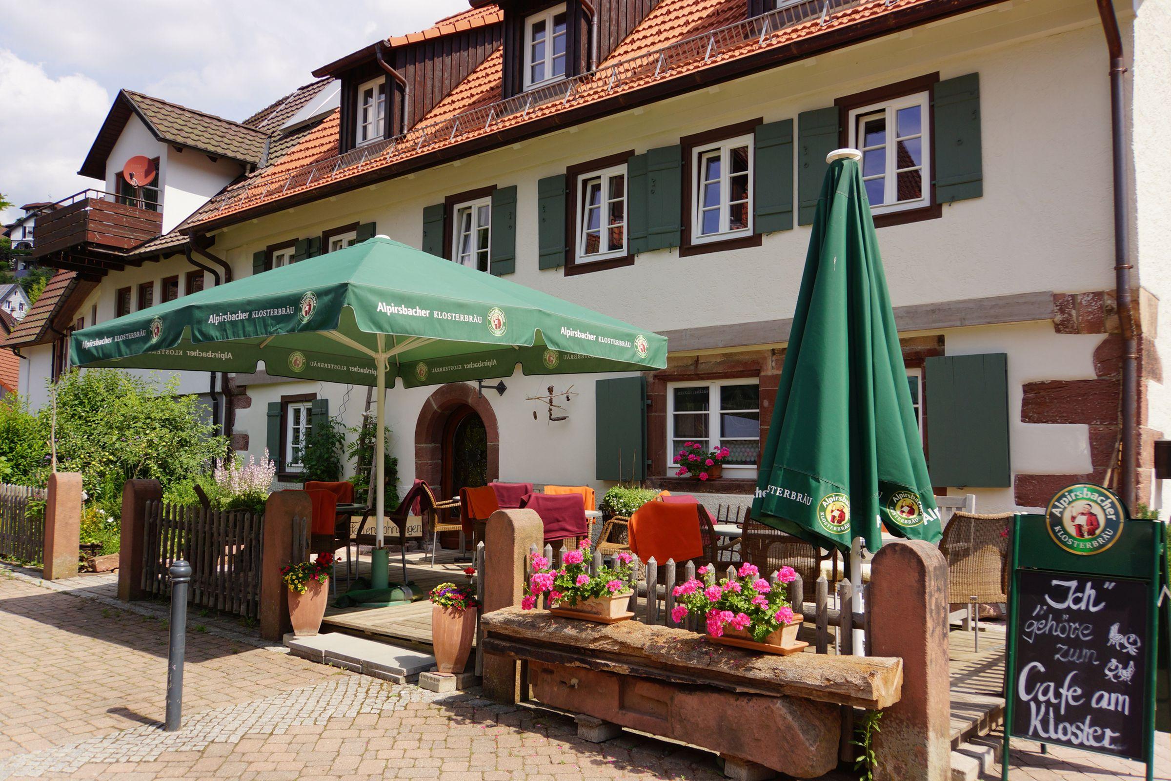 Urlaub im Kulturdenkmal, (Alpirsbach). Ferienwohnu