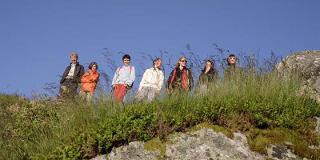 Hundereise: 3 Tage 3 Gipfel / Urheber: Original Landreisen AG / Rechteinhaber: © Original Landreisen AG