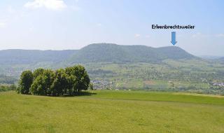 """Erkenbrechtsweiler auf der """"Vorderen Berghalbinsel"""" Schwäbische Alb"""