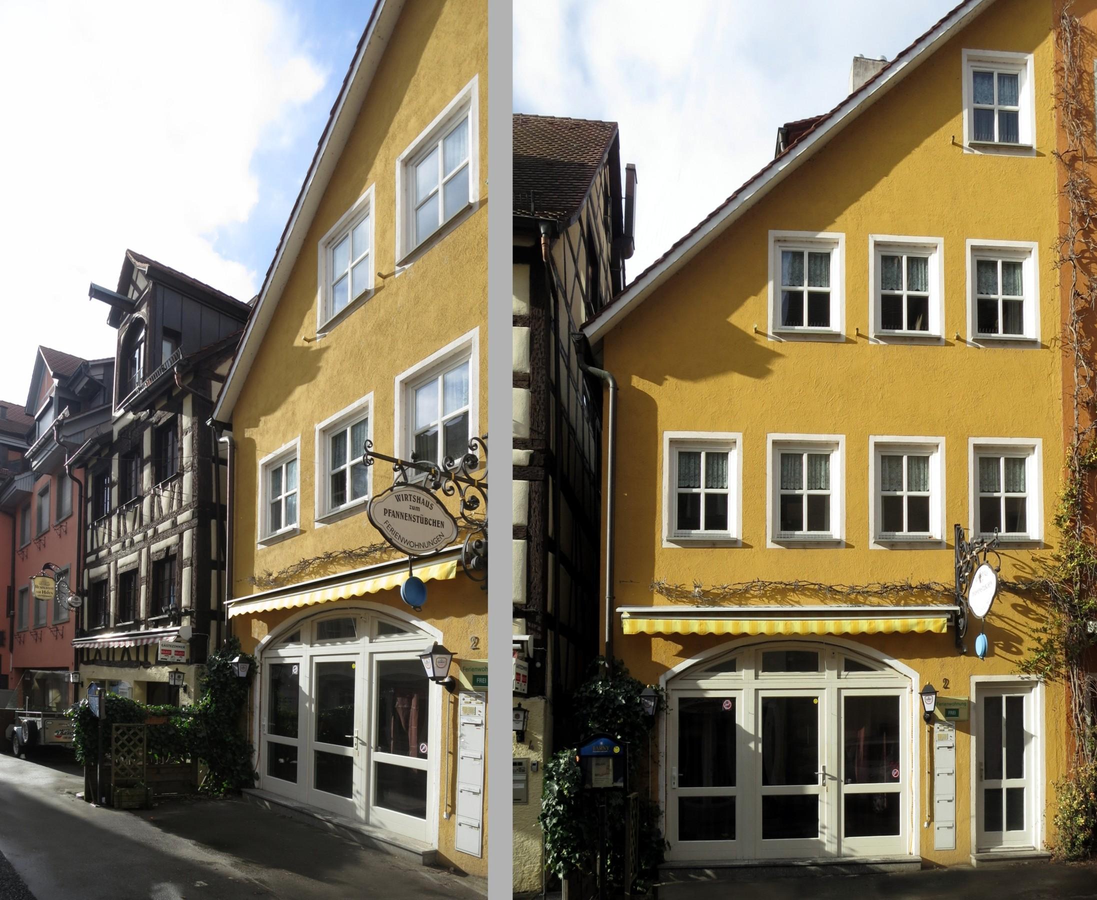 Atelier Probst- Spitalgasse 2, (Meersburg). Ferien Ferienwohnung am Bodensee