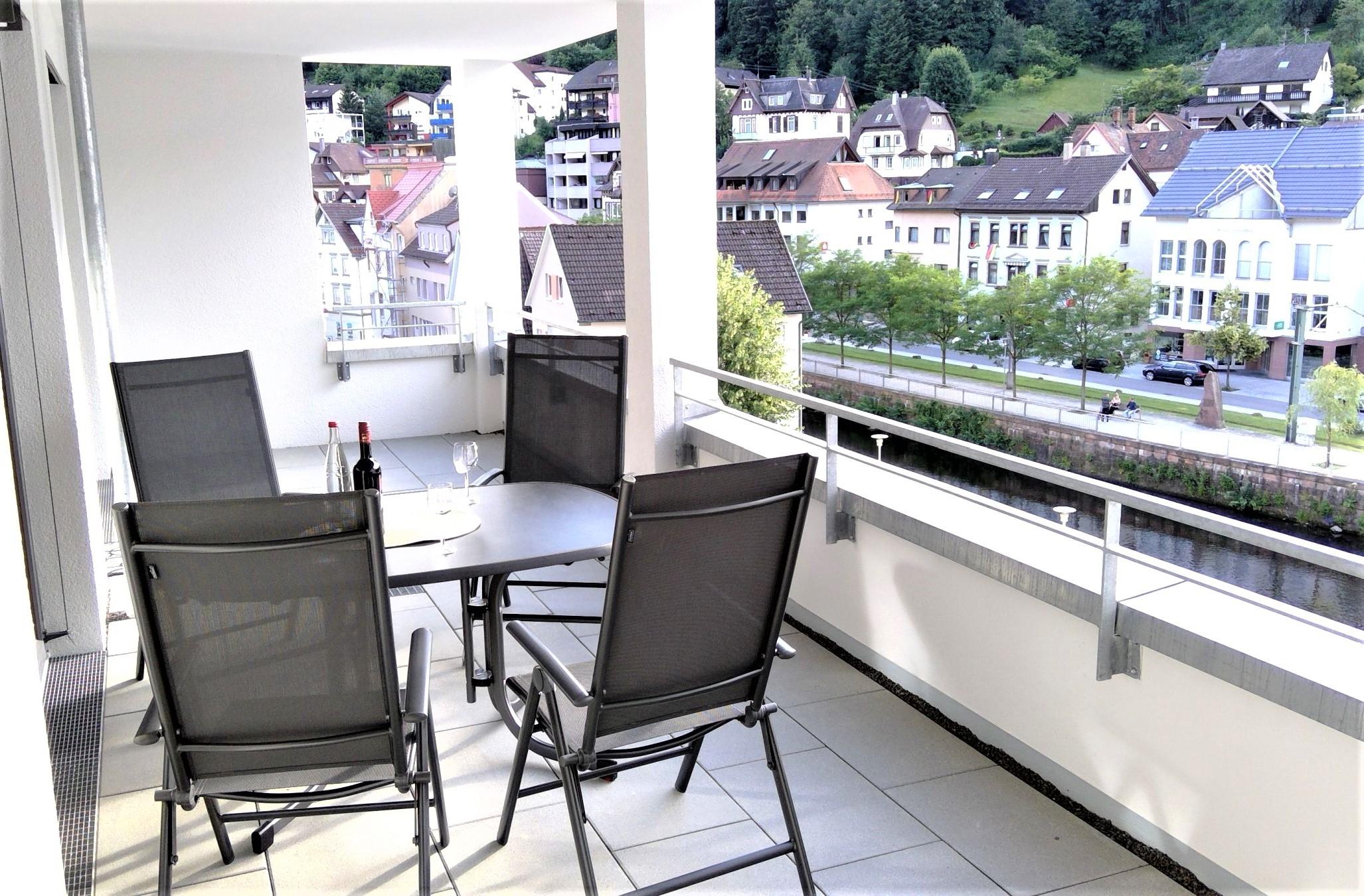 Ferienwohnung Enzblick, (Bad Wildbad). Ferienwohnu Ferienwohnung  Schwarzwald