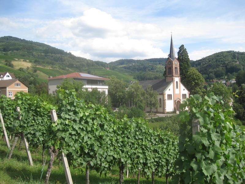 Kirche & Rathaus