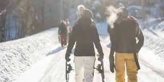 Schneeschuhwochenende Todtmoos / Urheber: Original Landreisen AG / Rechteinhaber: © Original Landreisen AG