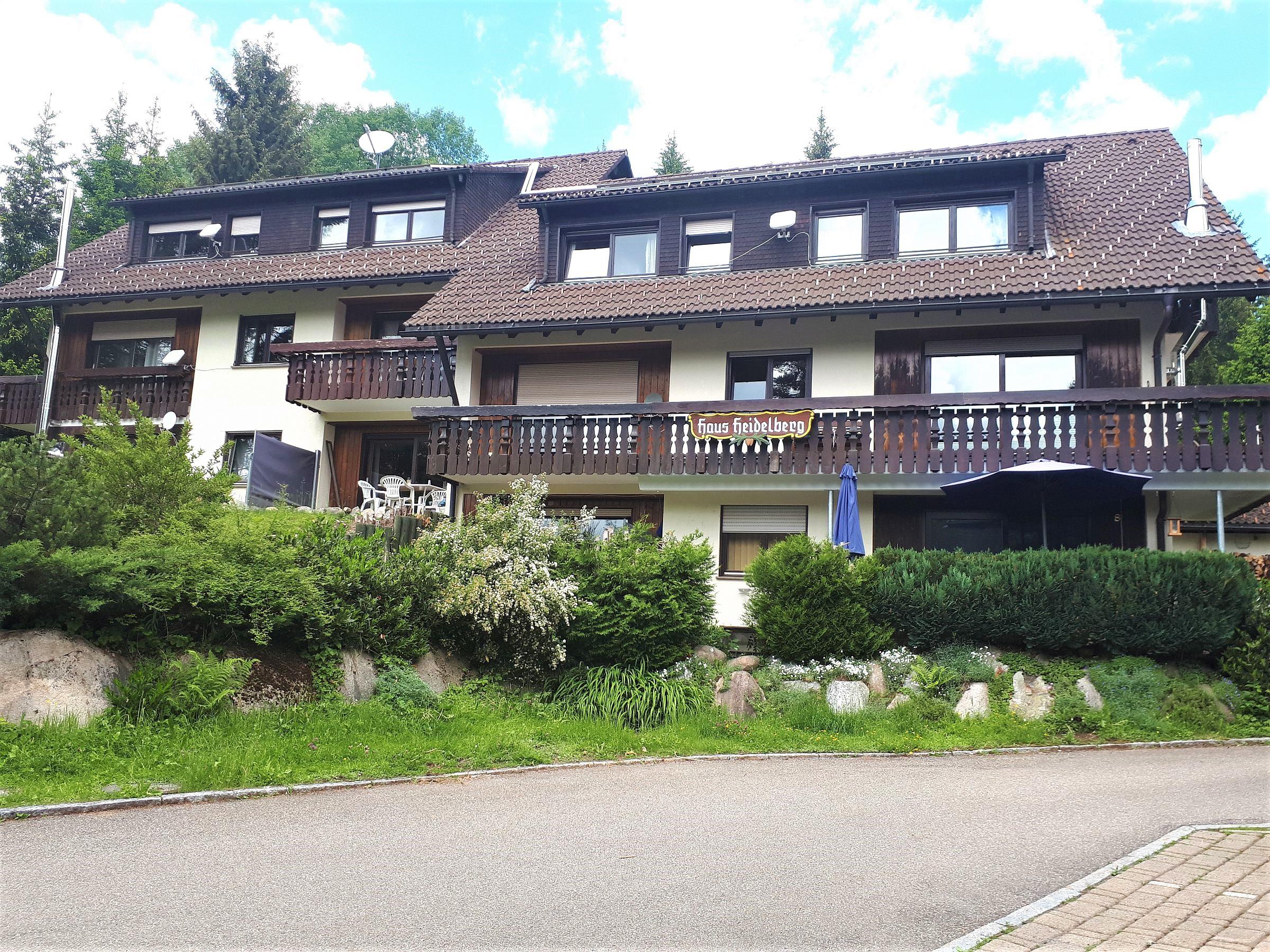 Haus Heidelberg, (Feldberg). Appartement 12, 55qm, Ferienwohnung  Schwarzwald